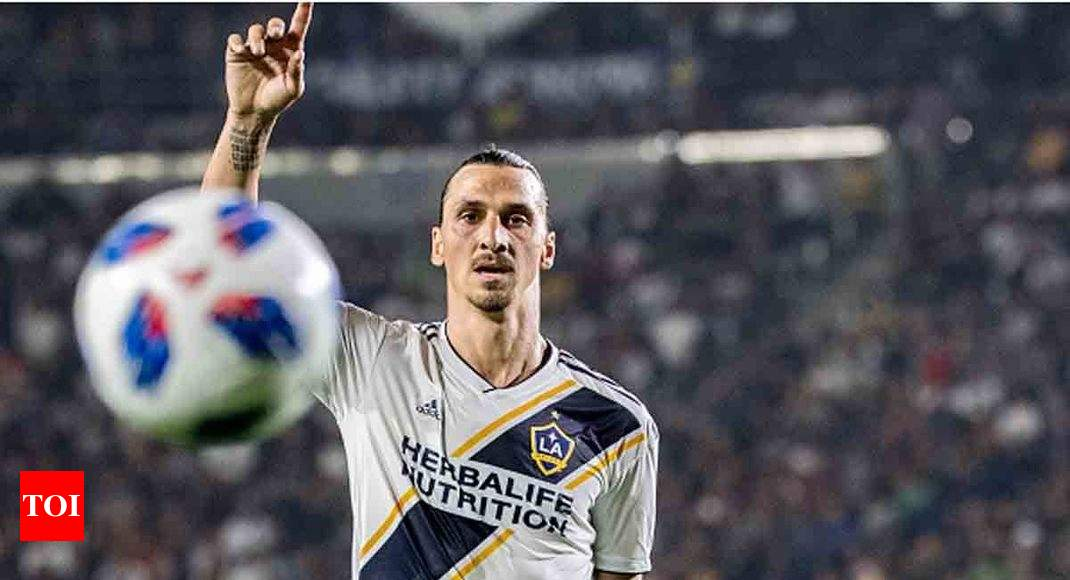 Zlatan Ibrahimovic pleased to make Toronto his 500th goal victim