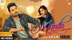 Latest Punjabi Song Munda Miss Karda Sung By Ekam Bawa
