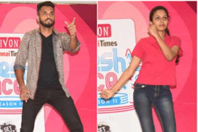 Sachin Soni and Akshitha Rai emerge winners at Livon Times Fresh Face 2018 Chennai auditions
