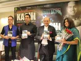 Final book of Vineet Bajpai's Harappa trilogy launched