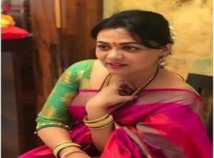 Photo: Prarthana Behere goes all traditional with a saree