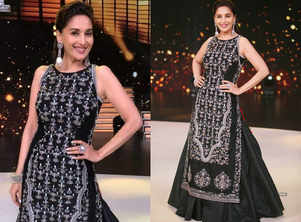 5 ethnic outfit ideas to steal from Madhuri Dixit