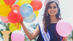 Miss Diva 2018 runner-up Roshni Sheoran gets a warm welcome