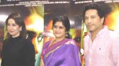 Sachin Tendulkar attends special screening of 'Love Sonia'