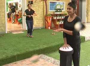 BB:Vijayalakshmi, Yashika ace their tasks