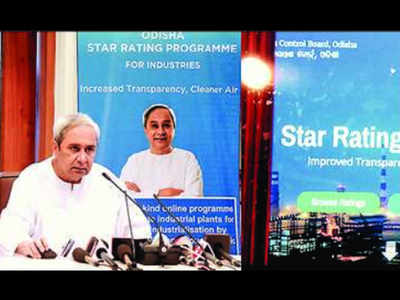 Odisha launches star rating system for industries to check pollution