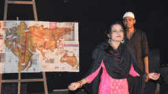 Play Brainwash staged in Varanasi