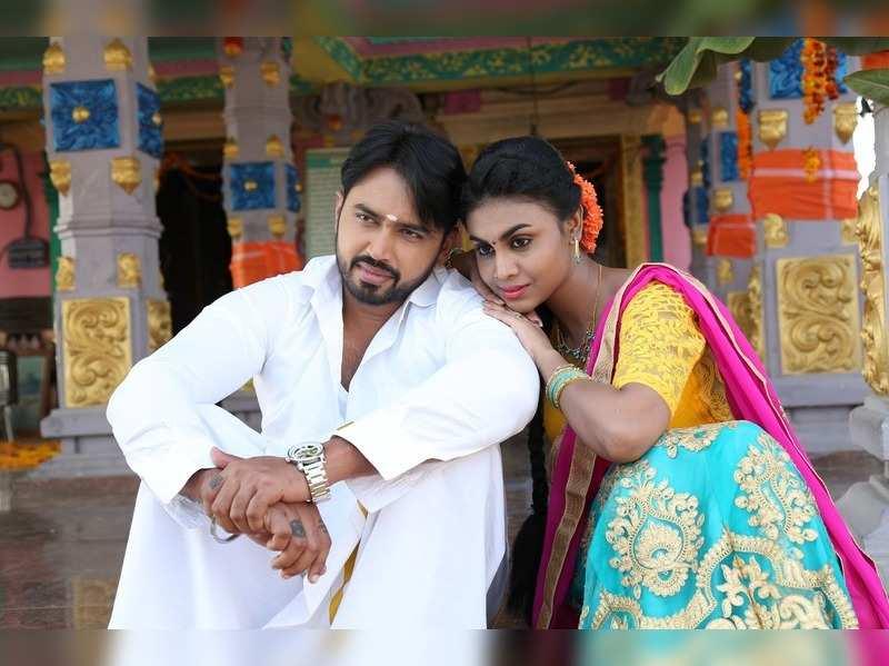 Sakalakala Vallabhudu completes shoot