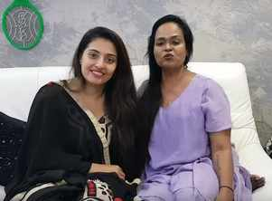 BB: Mumtaz is visited by Kala master