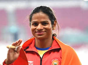 Sprinter Dutee Chand's biography out next year