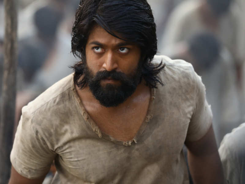 Yash's 'KGF' is about a gangster's rise and fall | Tamil Movie News - Times  of India