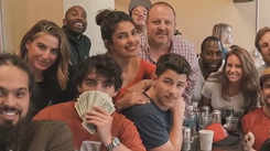 Priyanka Chopra and Nick Jonas enjoy the Ranch life with friends