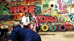 Raftaar collaborates with Apache Indian on a music video