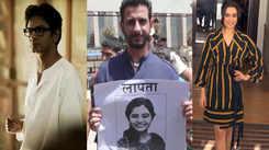 Celebs at 'Manto' screening, Sharaddha promotes 'Batti Gul Meter Chalu' minus Shahid, and more…