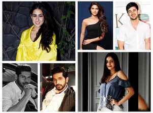 Star kids set to make their Bollywood debut