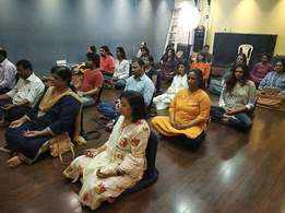 Mumbaikars immerse in a 'sound bath' to bust stress