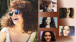 Six Bollywood actresses who have amazingly untamed curly hair