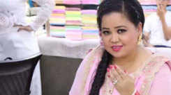 I want to perform on the stage till the last day of my pregnancy: Bharti Singh in Lucknow