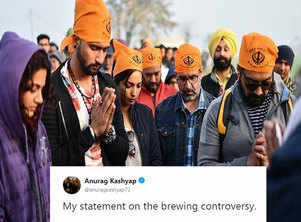 Anurag Kashyap apologises to Sikh community