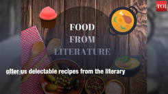 Literary cookbooks you'd love to own