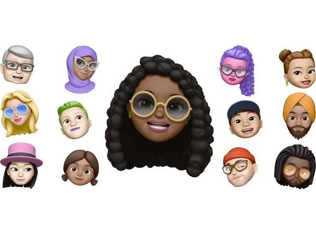 How to create and use Memojis in Apple iOS 12