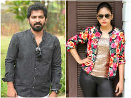 Vaibhav and Nandita get set to make you laugh in 'Taana'