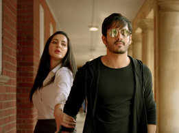 Akhil and Venky Atluri's 'Mr Majnu' first look is out!
