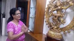 Dance guru Ratnam Janardhanan Nair hones her classical skills