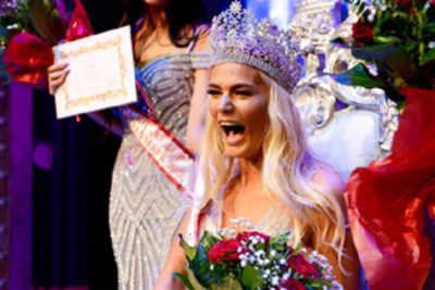 Miss Denmark 2018 Louise Sander Henriksen gives up her crown