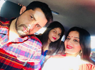 Picture: Bhojpuri actress Monalisa spends a day with family