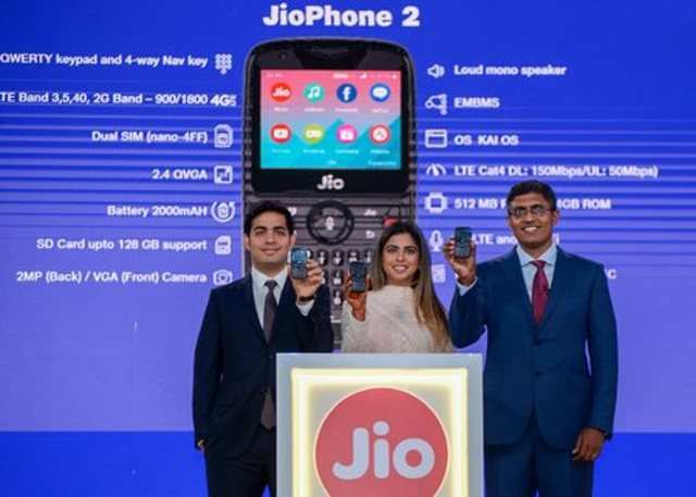 Reliance Jio Phone based on KaiOS finally gets YouTube app