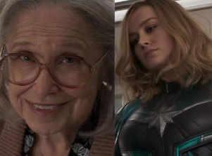 The trailer of 'Captain Marvel' delights fans