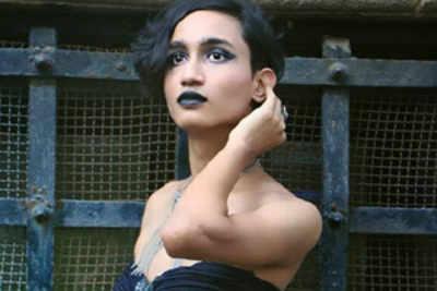 Mumbai college crowns transgender student beauty queen