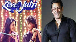 'LoveYatri': Salman Khan reveals new title of Aayush-Warina's 'Loveratri'