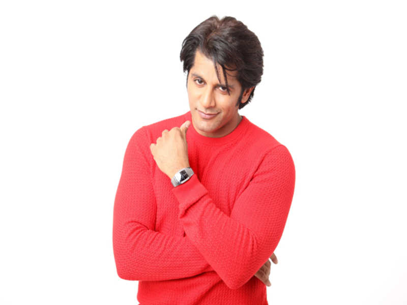 Karanvir Bohra: 'I'll have to watch what I say in the Bigg Boss house, as  I'm a dad now' - Times of India