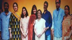 A new book on legendary singer Lata Mangeshkar unveiled
