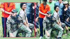 Priyanka Chopra sits on Nick Jonas' lap for photo