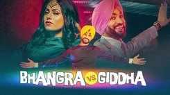 Latest Punjabi Song Bhangra Vs Giddha Sung By Saini Surinder