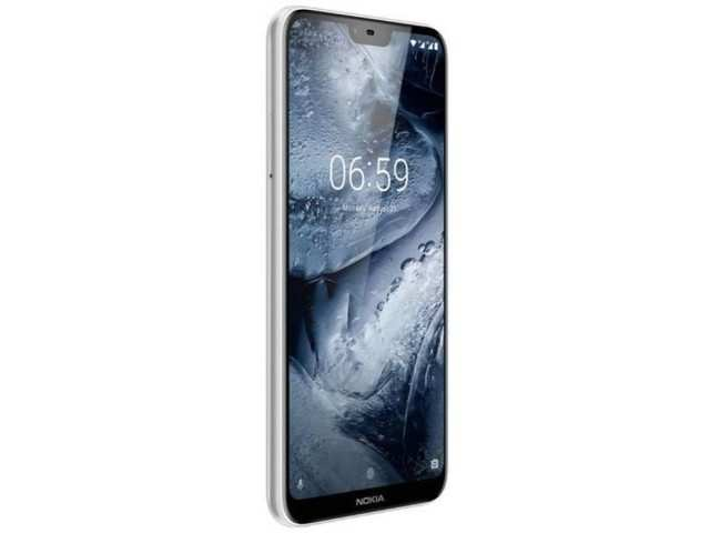nokia 6 1 plus: Nokia 6 1 Plus with Qualcomm Snapdragon 636