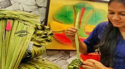 This Ganesh Chaturthi, Surtis put their creative hat on!