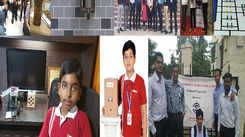 Young student innovators from Bengaluru