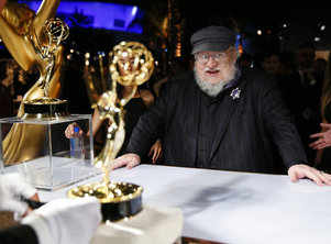 George R. R. Martin wasn't expecting this