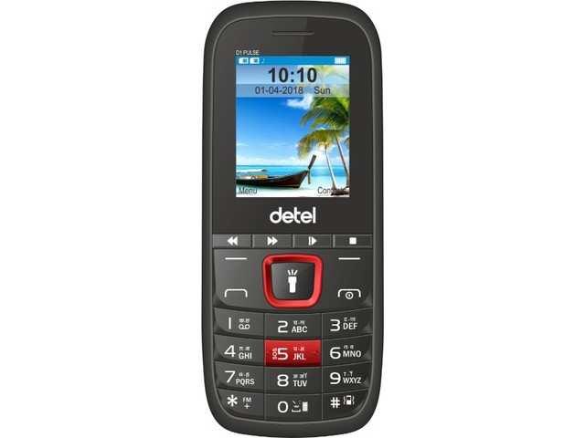 Detel announces three new feature phones under Rs 900