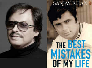 First look of Sanjay Khan's autobiography