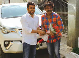 Director Hari opens up about his next with Suriya