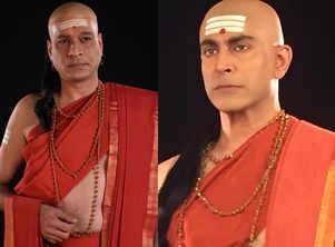 Tarun Khanna replaces Chetan on Porus