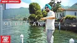 Latest Punjabi Song Mehfilan Sung By Prince Multani