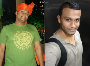 Here's how this guy lost 39 kgs!