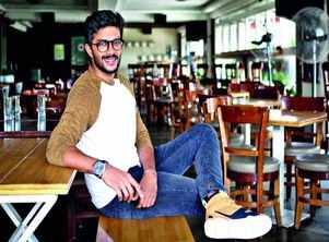 Everything I come across or perceive these days becomes a scene in my head: Sanchith Sanjeev