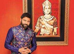 I lost five kilos and knocked off my stubble to look like my  grandpa, ANR: Sumanth